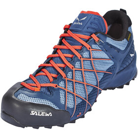 Salewa M's Wildfire GTX Shoes Dark Denim/Papavero